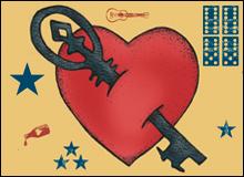 Americana Music Poster