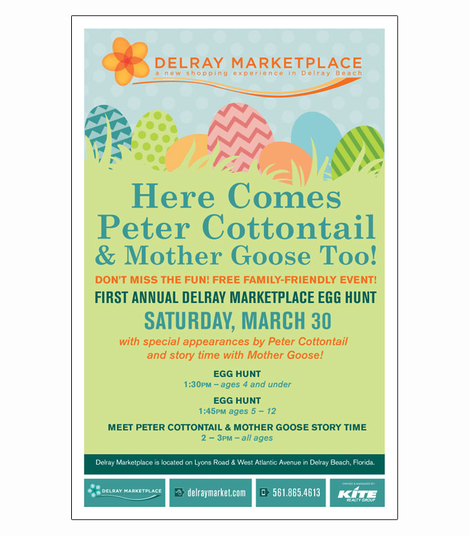 Delray Marketplace Spring Event