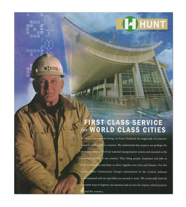 The Hunt Corporation Aviation Tradeshow