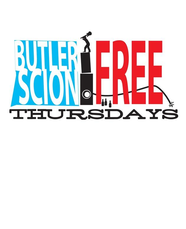 Scion Free Thursdays