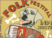 Indy Hostel Folk Festival